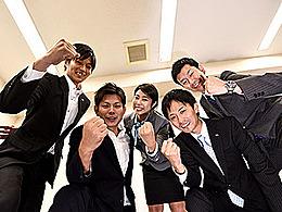 ・笑顔がステキなやる気のある方  ・充実した研修制度がある会社でスキルアップしたい方